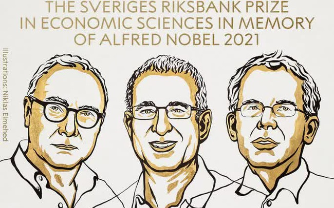 Nobel kinh tế 2021 có nhiều chủ nhân