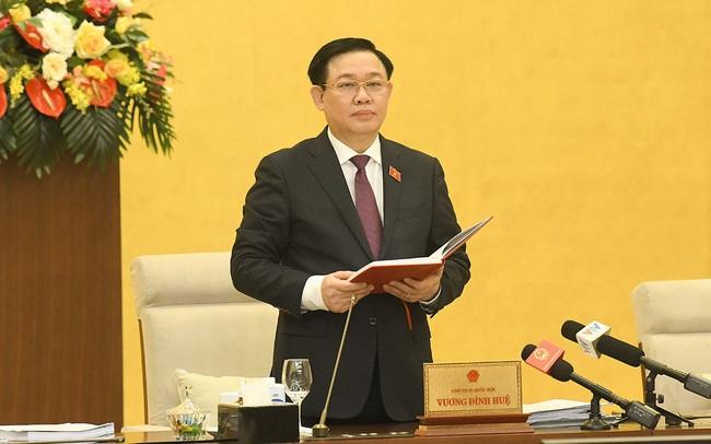 Chủ tịch Quốc hội: Tính toán gói hỗ trợ mới để phục hồi kinh tế