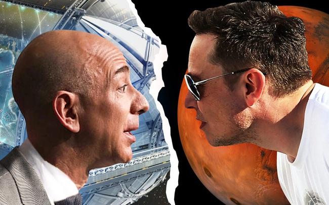 """Bỏ xa Jeff Bezos trên bảng xếp hạng siêu giàu, Elon Musk lại vừa có màn đá xoáy """"cực gắt"""" dù không nói một từ"""