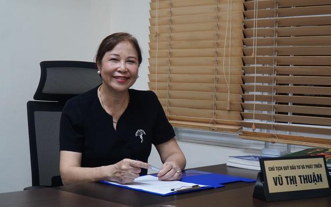 """""""Nữ tướng"""" ngành dược Vũ Thị Thuận: Hành trình 21 năm ở vị trí số 1 thị trường đông dược hiện đại và chặng đường mới ở tuổi U70"""
