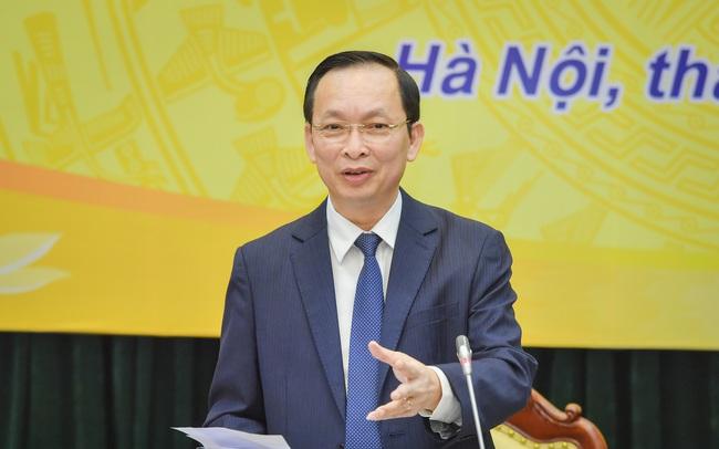 Phó Thống đốc Đào Minh Tú: Không thể tiếp tục giảm lãi suất huy động để giảm lãi suất cho vay lúc này
