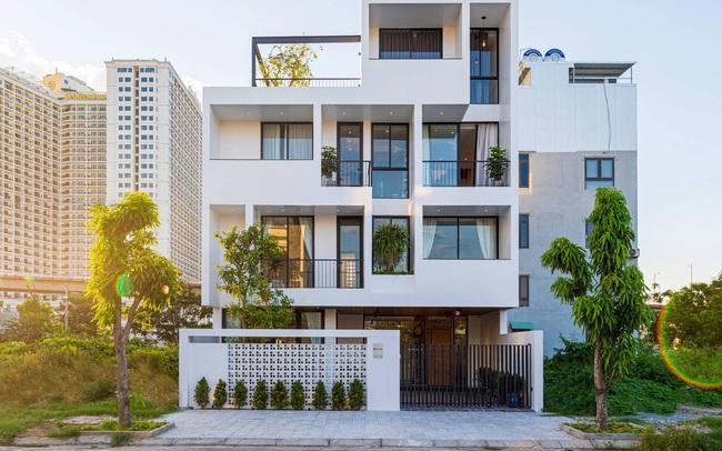 Căn nhà thứ hai 4,5 tỉ đồng tuyệt đẹp ở Đà Nẵng của đại gia Hà Nội chỉ dành riêng cho các kỳ nghỉ