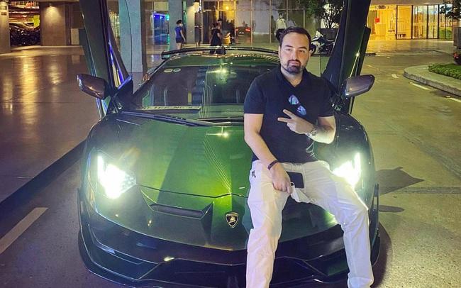 Ông trùm chuỗi nhà thuốc lớn nhất Việt Nam sắm Lamborghini Aventador SVJ, đặc biệt có sở thích đua xe
