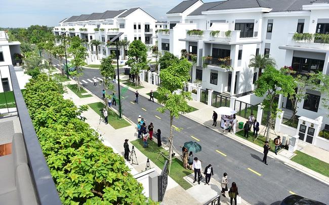 Giá nhà phố, biệt thự Hà Nội và Tp.HCM tiếp tục tăng