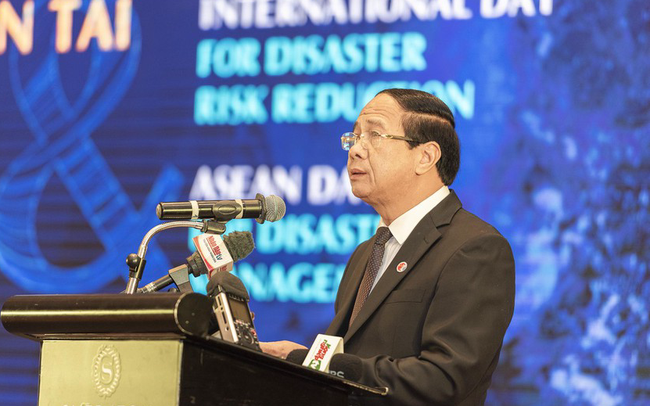 Thiên tai khiến Việt Nam thiệt hại 1-1,5% GDP mỗi năm