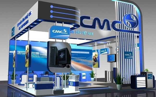 Tập đoàn Công nghệ CMC (CMG) chốt quyền chia cổ tức năm 2020 bằng cổ phiếu tỷ lệ 9%