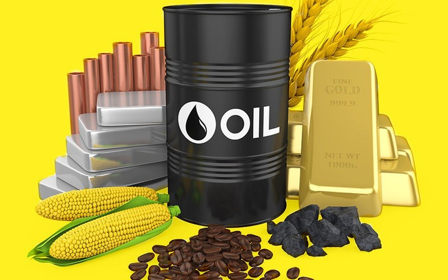 Thị trường ngày 14/10: Giá vàng tăng 2%, dầu và các mặt hàng nông sản đồng loạt giảm