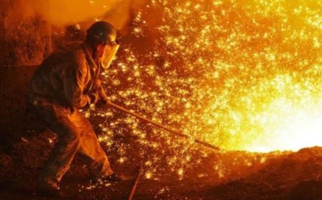 Giá quặng sắt Châu Á chạm đáy 2 tuần do Trung Quốc siết mạnh sản xuất thép
