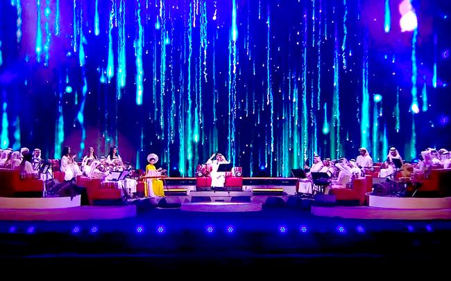 World EXPO 2020: Đàn bầu Việt Nam lần đầu hòa tấu trên sân khấu Trung Đông