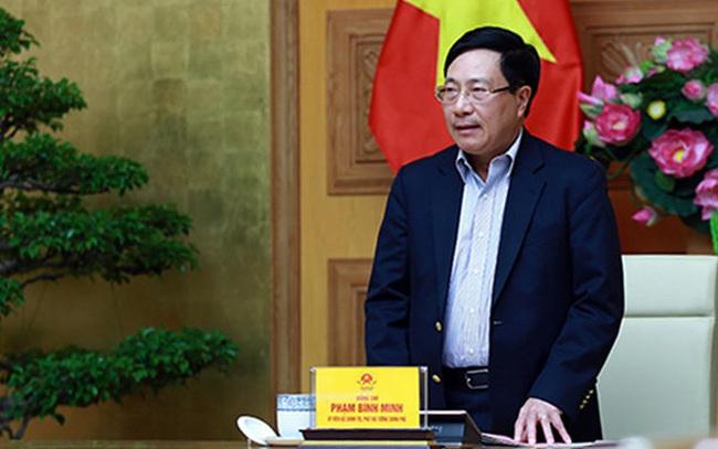 Phó Thủ tướng Phạm Bình Minh làm Chủ tịch Ủy ban An toàn giao thông Quốc gia