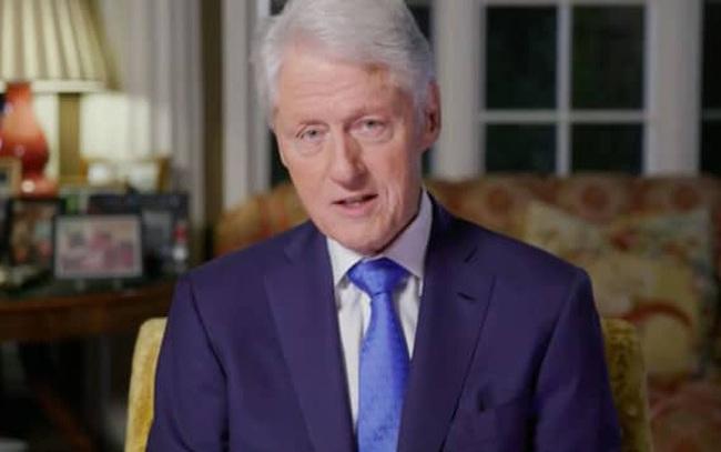 Cựu Tổng thống Mỹ Bill Clinton nhập viện cấp cứu