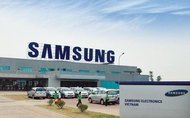 Samsung Việt Nam nói gì về nguy cơ mất thị trường của các doanh nghiệp?
