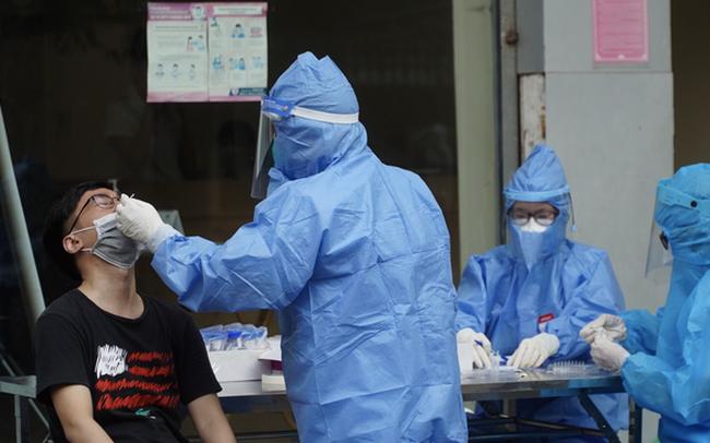 Sáng 2/10, Hà Nội phát hiện thêm 17 ca mắc Covid-19 đều ở 'ổ dịch' Bệnh viện Việt Đức