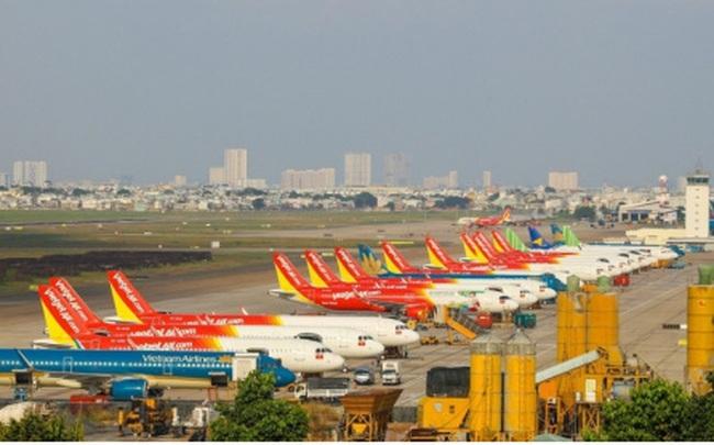 Cục Hàng không đề xuất từ 5/10, mỗi ngày có 400 chuyến bay giữa các địa phương
