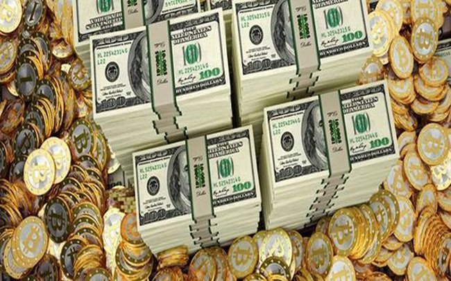 Bitcoin và USD đều đang thăng hoa, tiền số được dự báo sẽ tiếp tục tăng mạnh