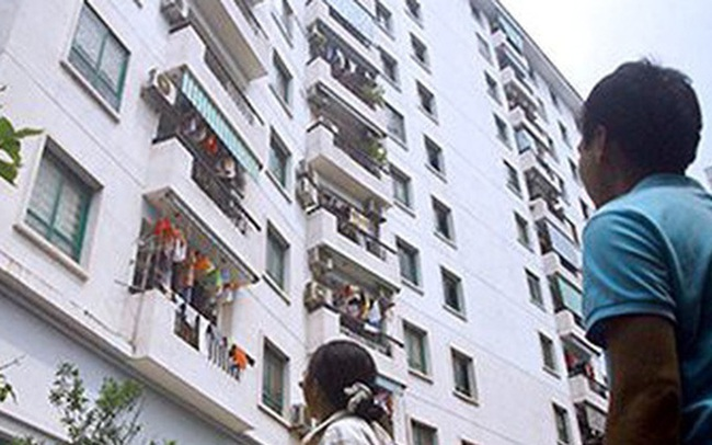 """Căn hộ bình dân """"tuyệt chủng"""" tại Hà Nội"""