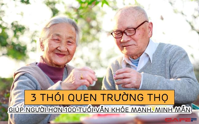 """Hòn đảo Nhật Bản sở hữu 3 thói quen trường thọ, người dân hơn 100 tuổi vẫn minh mẫn, khỏe mạnh, đi chơi """"phăm phăm"""" khiến ai cũng ngưỡng mộ"""