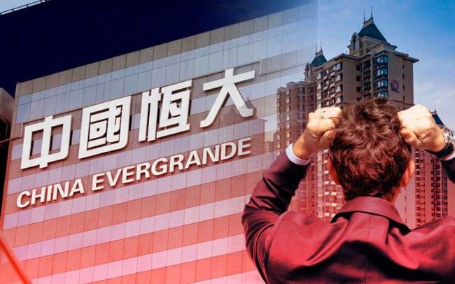 Cổ phiếu Evergrande bất ngờ bị đình chỉ giao dịch ở Hồng Kông