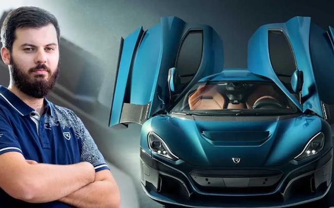 """Mặc quần đùi, đi chân đất trong ngày nhận """"vương miện"""" của thế giới hypercar, Mate Rimac - người nắm giữ """"chìa khoá"""" của những chiếc siêu xe chạy điện là ai?"""