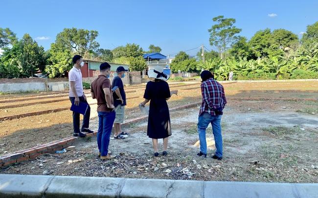 Không chỉ đổ xô về vùng ven Hà Nội xem đất, nhiều nhà đầu tư còn đang nóng lòng đổ bộ các tỉnh