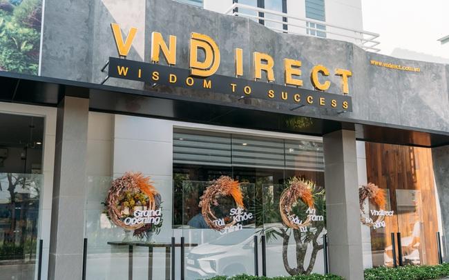 Tăng mạnh từ đầu năm, VNDirect đăng ký bán 6 triệu cổ phiếu quỹ