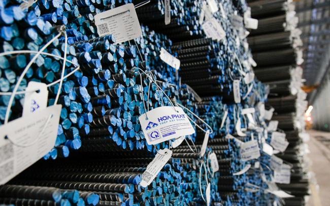 Hòa Phát tiêu thụ 6,3 triệu tấn thép các loại trong 9 tháng, tăng 43% cùng kỳ năm trước