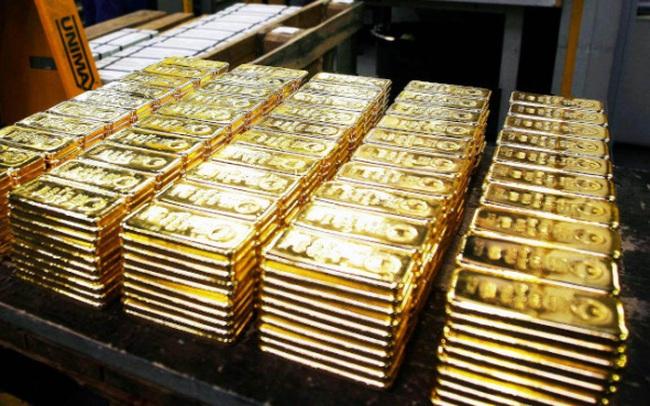 Giá vàng ngày 6/10: Đuối sức vì nhà đầu tư chuyển sang cổ phiếu