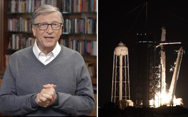 """Bill Gates """"cà khịa"""" cuộc đua không gian của Elon Musk và Jeff Bezos: Trái đất còn đầy việc phải làm"""