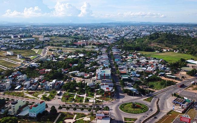 Quảng Ngãi quy hoạch trung tâm đô thị hơn 772ha