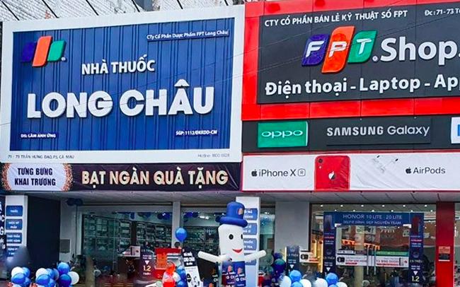 Đại diện FRT: Tất cả cửa hàng FPT Shop đã tiêm vắc xin và dần hoạt động trở lại, chuỗi dược Long Châu dự đóng góp đến 20% doanh số trong năm 2021