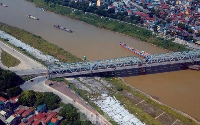 Cận cảnh cầu Đuống xuống cấp trầm trọng, Hà Nội đề xuất gần 1.800 tỷ xây dựng cầu mới