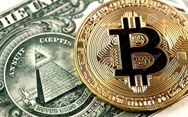 USD lập đỉnh mới, Bicoin lên sát 55.000 USD do lo sợ lạm phát quá cao
