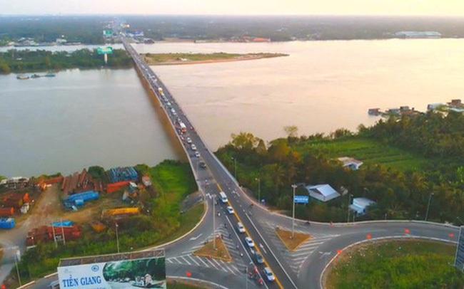 Bến Tre sẽ xây dựng cầu Rạch Miễu 2 với mức vốn hơn 5.100 tỉ đồng vào thời gian nào?
