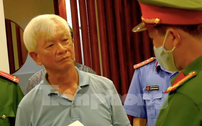 Cựu chủ tịch tỉnh Khánh Hoà tiếp tục bị điều tra trong vụ giao đất Nha Trang Golden Gate
