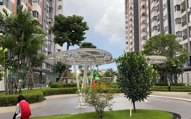 Giá bán sơ cấp căn hộ Tp.HCM tiếp tục tăng mạnh