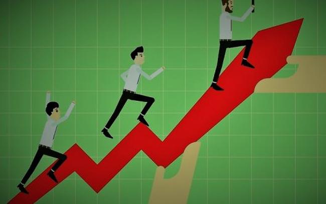 Bật tăng mạnh cuối ngày, VN30-Index bứt phá tăng 14 điểm với thanh khoản thấp