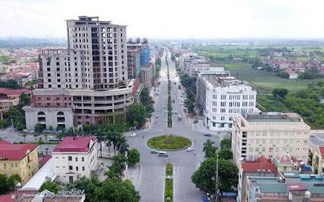 Thị xã Từ Sơn chính thức lên thành phố từ ngày 1/11