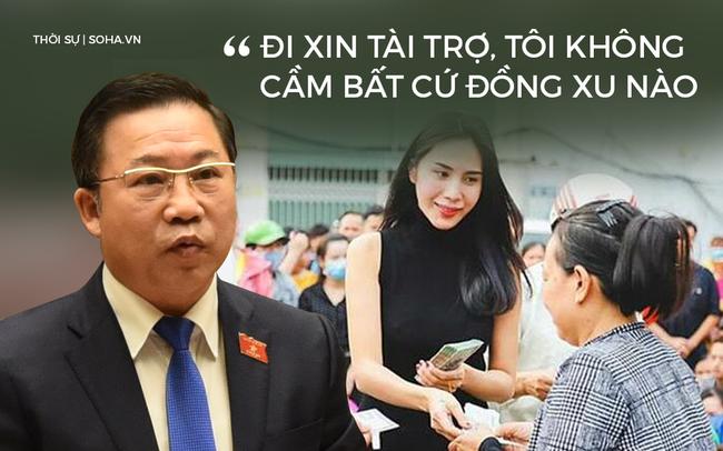 """Phó ban Dân nguyện Quốc hội: """"Rà soát tố cáo nghệ sĩ làm từ thiện của bà Phương Hằng là tất yếu-nhưng khi tố cáo ai phải có căn cứ"""""""