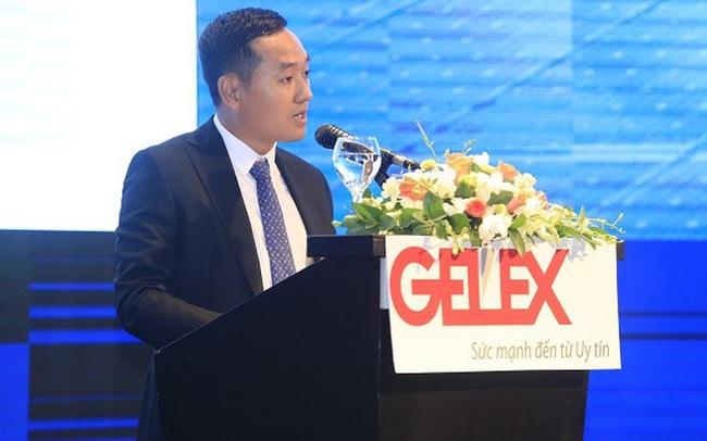Tổng Giám đốc Gelex Nguyễn Văn Tuấn chuẩn bị nhận chuyển nhượng 8 triệu cổ phiếu GEX từ hai công ty chứng khoán