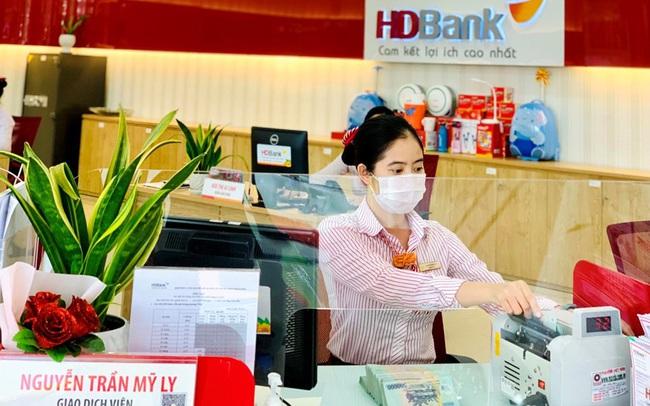 Cổ đông HDBank đã nhận cổ tức năm 2020 tỷ lệ 25% bằng cổ phiếu