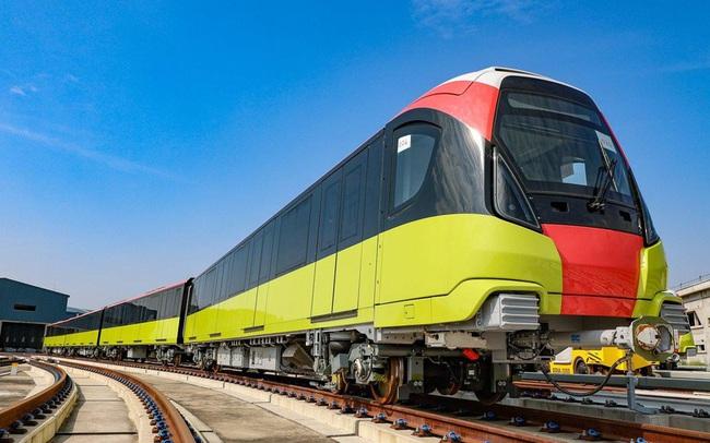 Sẽ chạy tất cả đoàn tàu Nhổn - ga Hà Nội trong tháng 12/2021