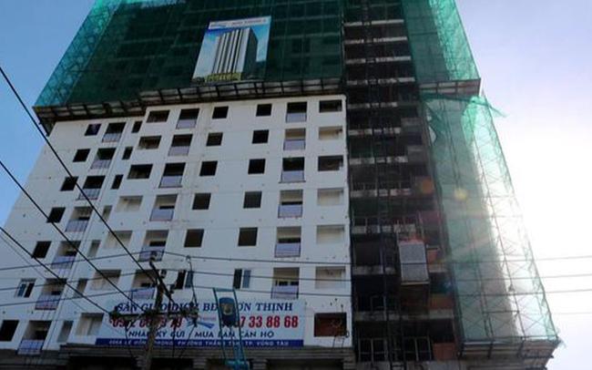 """Khởi tố hình sự vụ án """"lừa đảo chiếm đoạt tài sản"""" tại dự án Sơn Thịnh 3 Tp.Vũng Tàu"""