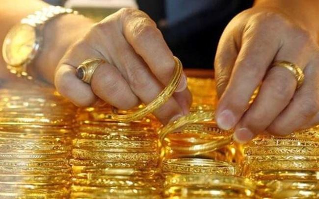 Giá vàng SJC chốt tuần tăng 1,15%, áp sát mốc 58 triệu đồng/lượng