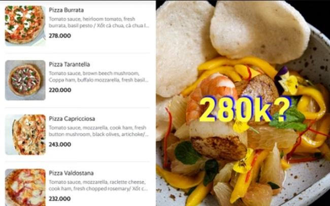Ai rồi cũng bán đồ online: Khách sạn 5 sao nổi tiếng Park Hyatt Sài Gòn ra menu đồ ăn ship về, bất ngờ vì pizza chỉ từ 200k!