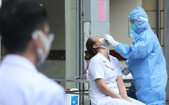 Trưa 9/10, Hà Nội phát hiện thêm 6 ca mắc Covid-19 ở 4 quận, huyện
