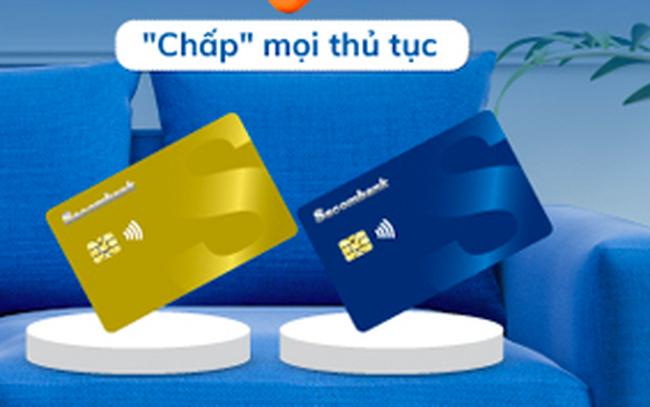 Mở thẻ tín dụng chưa bao giờ dễ đến thế: Chỉ mất 5 phút, hoàn toàn online