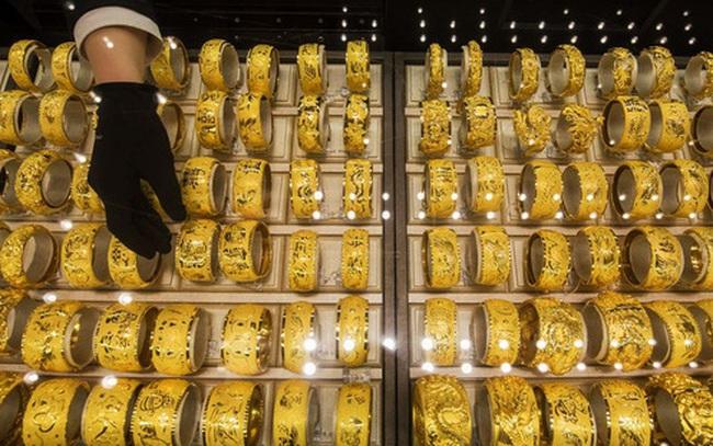 Hiệu ứng GameStop đưa giá vàng miếng lên gần 57 triệu đồng/lượng