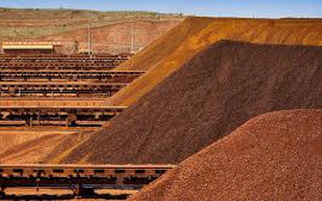 Giá quặng sắt tăng mạnh, xu hướng thời gian tới thế nào?