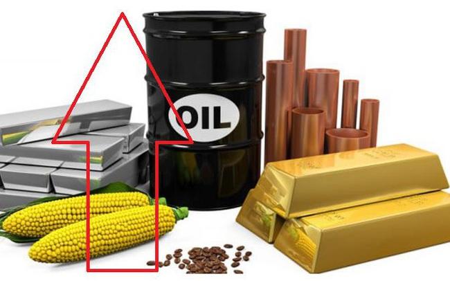 """Thị trường ngày 11/2: Giá dầu tăng 9 phiên liên tiếp, đồng đạt """"đỉnh"""" 8 năm, bạch kim cao nhất 6 năm"""