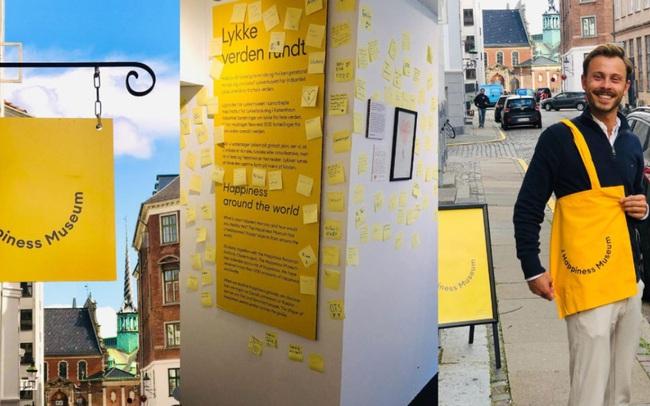 Bảo tàng Hạnh phúc ở Đan Mạch – nơi nhỏ bé chứa đựng những điều lớn lao của cuộc sống